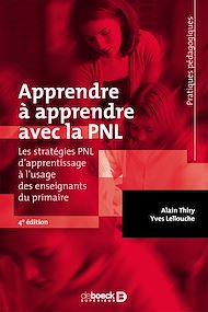Téléchargez le livre :  Apprendre à apprendre avec la PNL