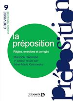 Download this eBook La préposition