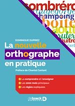 Download this eBook La nouvelle orthographe en pratique