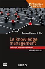 Download this eBook Le knowledge management