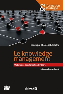 Download the eBook: Le knowledge management