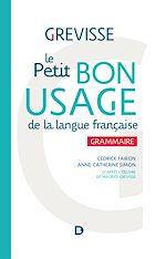 Download this eBook Le Petit bon usage de la langue française