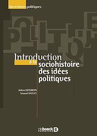 Téléchargez le livre :  Introduction à la socio-histoire des idées politiques
