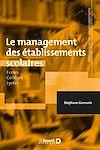 Télécharger le livre :  Le management des établissements scolaires