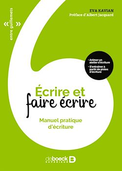 Download the eBook: Écrire et faire écrire