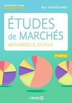Download this eBook Études de marchés