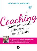 Download this eBook Coaching pour un mail efficace et sans faute