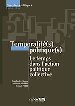 Download this eBook Temporalité(s) politique(s)