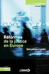 Télécharger le livre :  Réformes de la justice en Europe