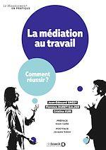 Download this eBook La médiation au travail