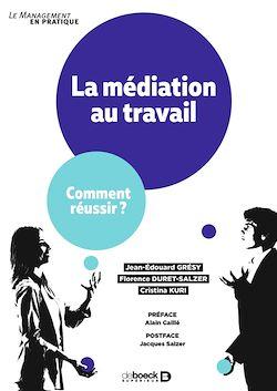 Download the eBook: La médiation au travail