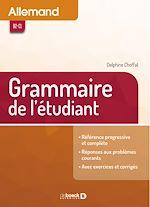 Download this eBook Allemand - Grammaire de l'étudiant