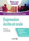 Télécharger le livre :  Expression écrite et orale