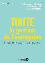Download this eBook Toute la gestion de l'entreprise
