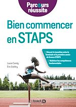 Téléchargez le livre :  Bien commencer en STAPS