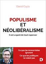 Téléchargez le livre :  Populisme et néolibéralisme