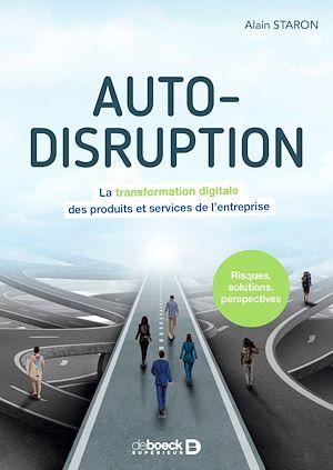 Téléchargez le livre :  Auto-disruption