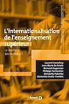 Télécharger le livre :  L'internationalisation de l'enseignement supérieur
