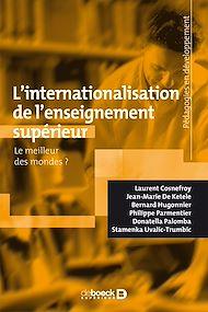 Téléchargez le livre :  L'internationalisation de l'enseignement supérieur