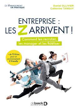 Download the eBook: Entreprise : les Z arrivent !