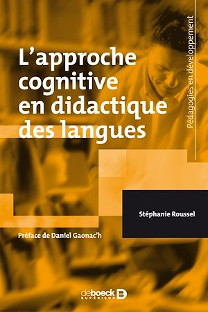 Téléchargez le livre :  L'approche cognitive en didactique des langues
