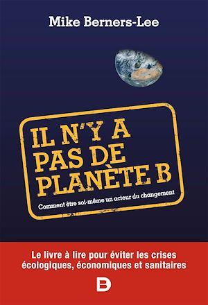 Téléchargez le livre :  Il n'y a pas de planète B
