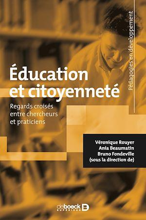 Téléchargez le livre :  Éducation et citoyenneté