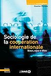 Sociologie de la coopération internationale
