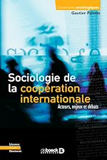 Download this eBook Sociologie de la coopération internationale