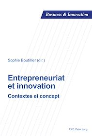 Téléchargez le livre :  Entrepreneuriat et innovation