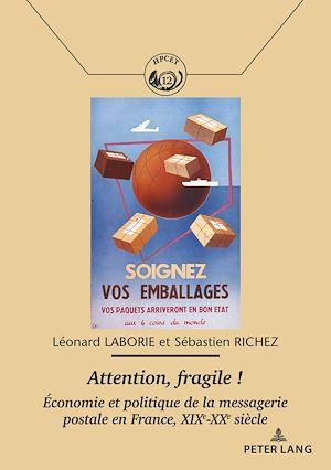 Téléchargez le livre :  Attention, fragile !