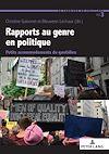Télécharger le livre :  Rapports au genre en politique