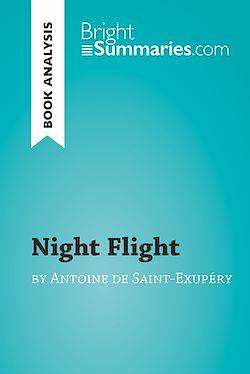 Night Flight by Antoine de Saint-Exupéry (Book Analysis)