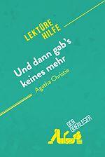 Téléchargez le livre :  Und dann gab's keines mehr von Agatha Christie (Lektürehilfe)