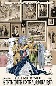 Téléchargez le livre :  La Ligue des Gentlemen extraordinaires T01