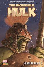 Téléchargez le livre :  Planète Hulk T01