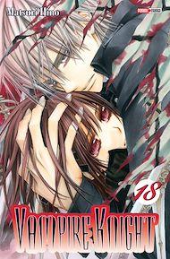 Téléchargez le livre :  Vampire Knight T18