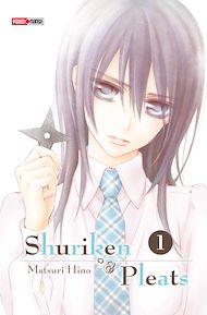 Téléchargez le livre :  Shuriken to pleats T01