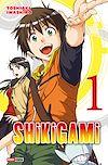 Télécharger le livre :  Shikigami T01