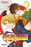 Télécharger le livre :  Shikigami T02