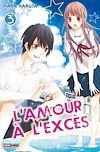 L'amour à l'excès T03 | Haruta, Nana