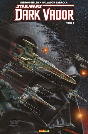 Téléchargez le livre :  Star Wars - Dark Vador (2015) T04