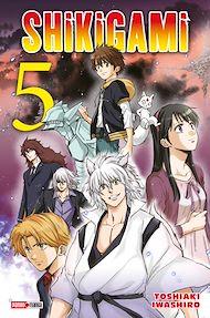 Téléchargez le livre :  Shikigami T05