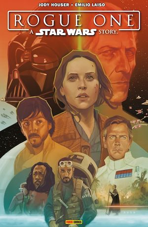 Téléchargez le livre :  Star Wars - Rogue One