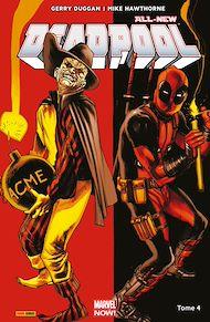 Téléchargez le livre :  All-New Deadpool T04