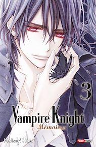 Téléchargez le livre :  Vampire Knight Mémoires T03