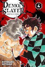 Téléchargez le livre :  Demon Slayer T04