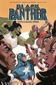 Téléchargez le livre :  Black Panther : Pour le Wakanda éternel