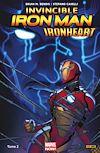Télécharger le livre :  Invincible Iron Man : Ironheart T02