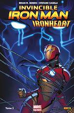 Téléchargez le livre :  Invincible Iron Man : Ironheart T02